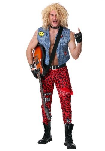Rocker para hombre de los 80