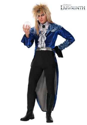 Disfraz de Jareth de Laberinto deluxe para adulto