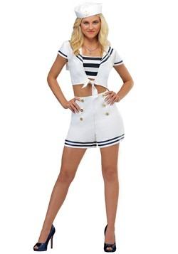 Disfraz de marinera Seven Seas de mujer