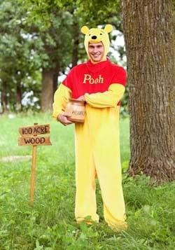 Disfraz para adulto de Winnie the Pooh Deluxe