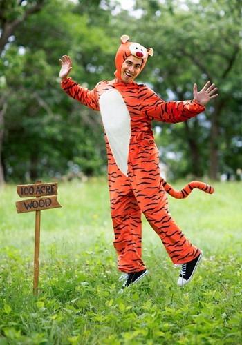 Tigre deluxe adulto