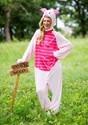 Disfraz para adulto de Piglet de Winnie the Pooh Deluxe
