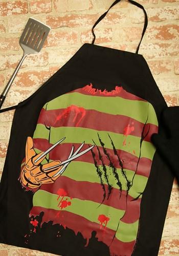 Delantal de Freddy de Pesadilla en Elm Street