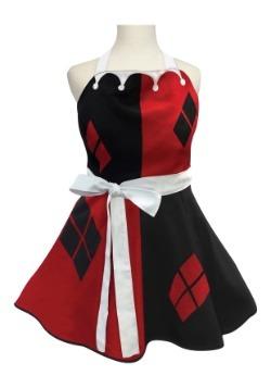 Delantal Harley Quinn moda mujer