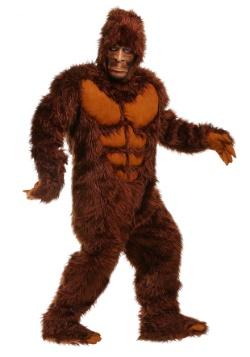 Disfraz de Bigfoot Plus Size para hombre