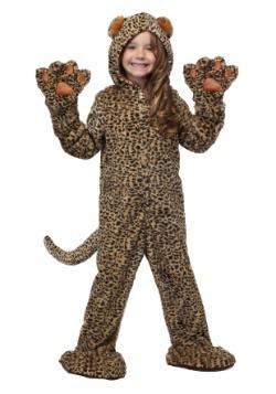 Disfraz de leopardo Premium para niños