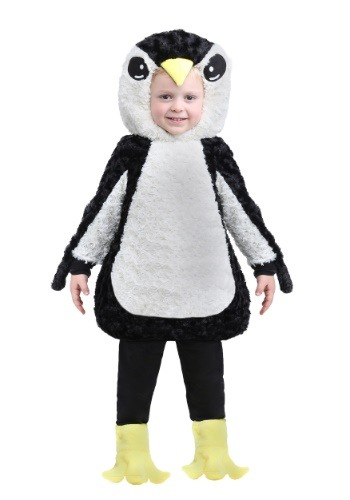 Traje de burbuja de pingüino infantil / infantil