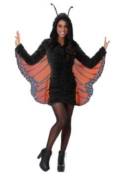 Disfraz de monarca acogedor de talla grande para mujer