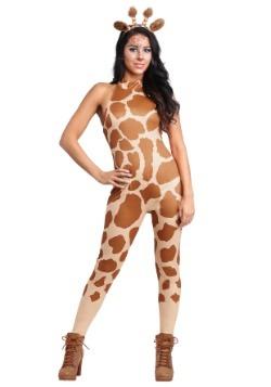 Vestido para mujer Sexy Giraffe