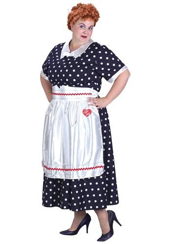 Disfraz de I Love Lucy Lucy talla extra