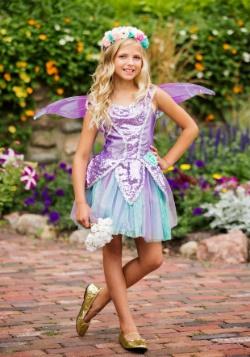 Disfraz de hada divertida para niña