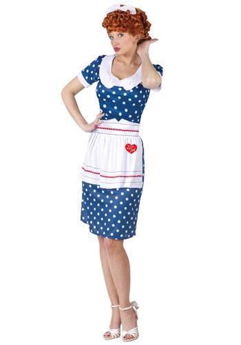 Disfraz atrevido deI Love Lucy