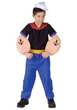 Disfraz Infantil de Popeye