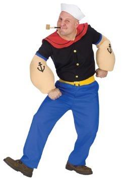Disfraz de Popeye para adulto