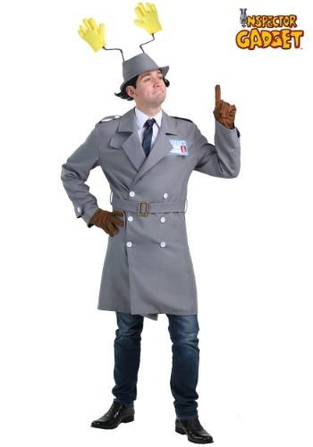 Inspector Gadget Plus Size Disfraz para hombre