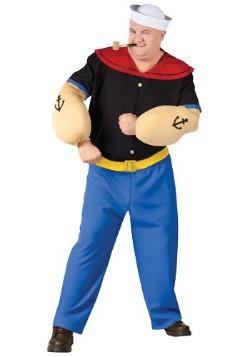 Disfraz de Popeye talla extra