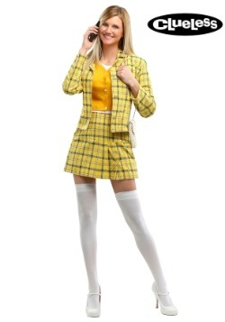 Disfraz de Clueless Cher Plus Size para mujer