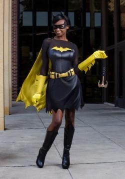 Disfraz de Batgirl DC Deluxe para mujer