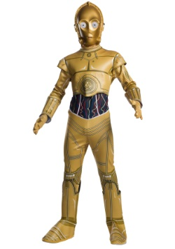 Disfraz de Star Wars Child C-3PO