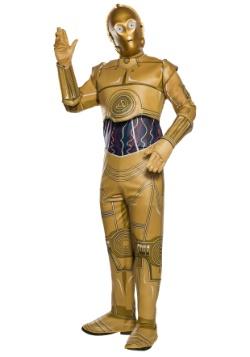 Disfraz de Star Wars Adult C-3PO
