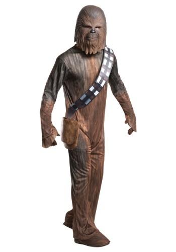 Disfraz de Chewbacca deluxe para hombre