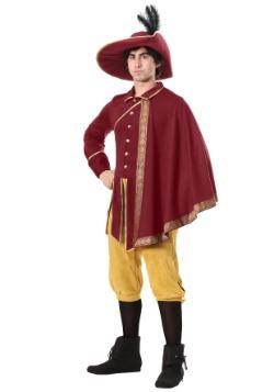 Disfraz de hombre noble