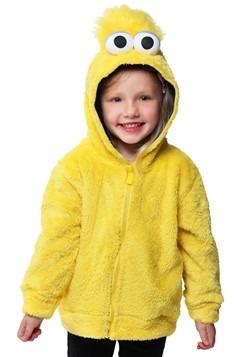 Sudadera con capucha y pelo sintético de Plaza Sésamo niños