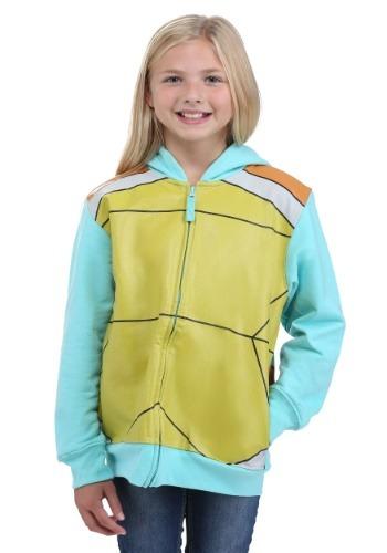 Sudadera con capucha Pokemon Squirtle para niños