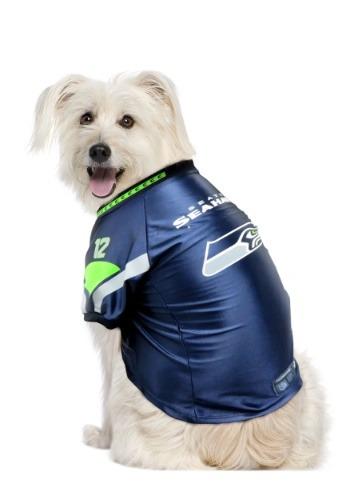Jersey Seattle Seahawks Pet Premium