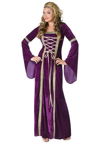 Disfraz de mujer renacentista