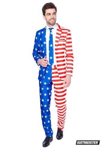 Mientras traje de Suitmiester de los EE. UU.