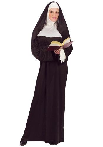 Disfraz de monja madre superiora