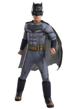 Disfraz de Batman de la Liga de la Justicia deluxe para niño