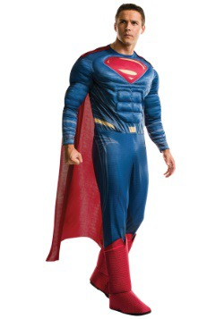 Disfraz de Justice League Adult Deluxe Superman