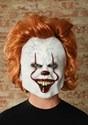 Máscara de Pennywise de la película IT deluxe para adulto