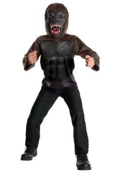 Disfraz de lujo de King Kong para niños
