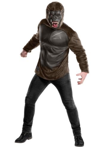 Disfraz Deluxe de King Kong para adulto