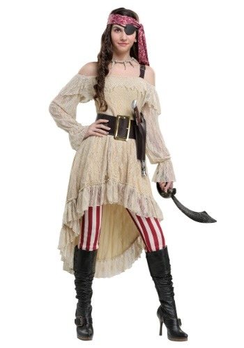 Swashbucklin 'Sweetie Womens Plus Size Costume