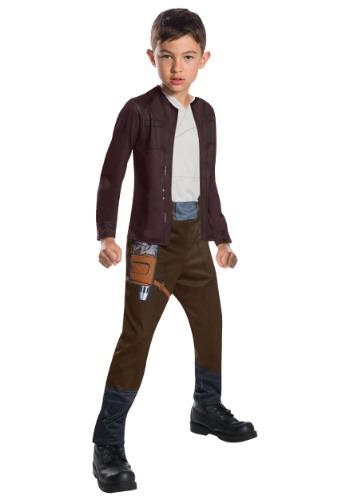 Disfraz de Star Wars The Last Jedi Classic Poe para niño