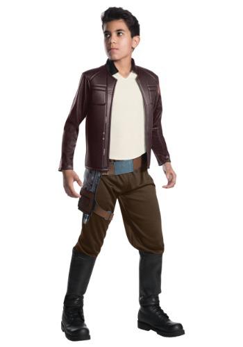 Disfraz deluxe Poe Dameron de Star Wars El último Jedi niños