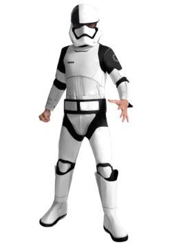 Disfraz Stormtrooper Star Wars El último Jedi Deluxe niños