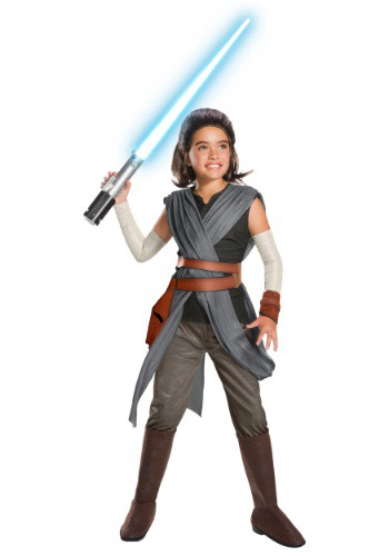 Disfraz de Star Wars Los últimos Jedi Super Deluxe Rey niños