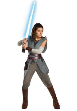 Disfraz Star Wars Los últimos Jedi Super Deluxe Rey adulto