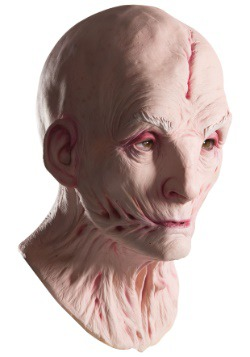 Máscara de Snoke de Star Wars para adulto