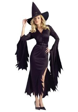 Disfraz de bruja gótica