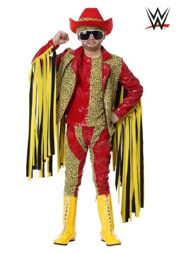 Disfraz de Randy Savage Macho Man para niños