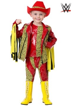 Disfraz de Randy Savage Macho Man para niños pequeños