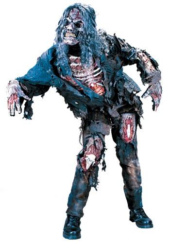 Disfraz de zombi para adulto