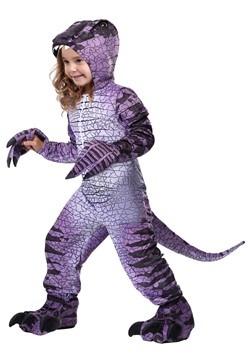 Disfraz de dinosaurio Rapaz ravenous para niños