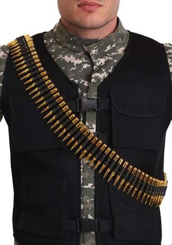Cinturón de bala adulto